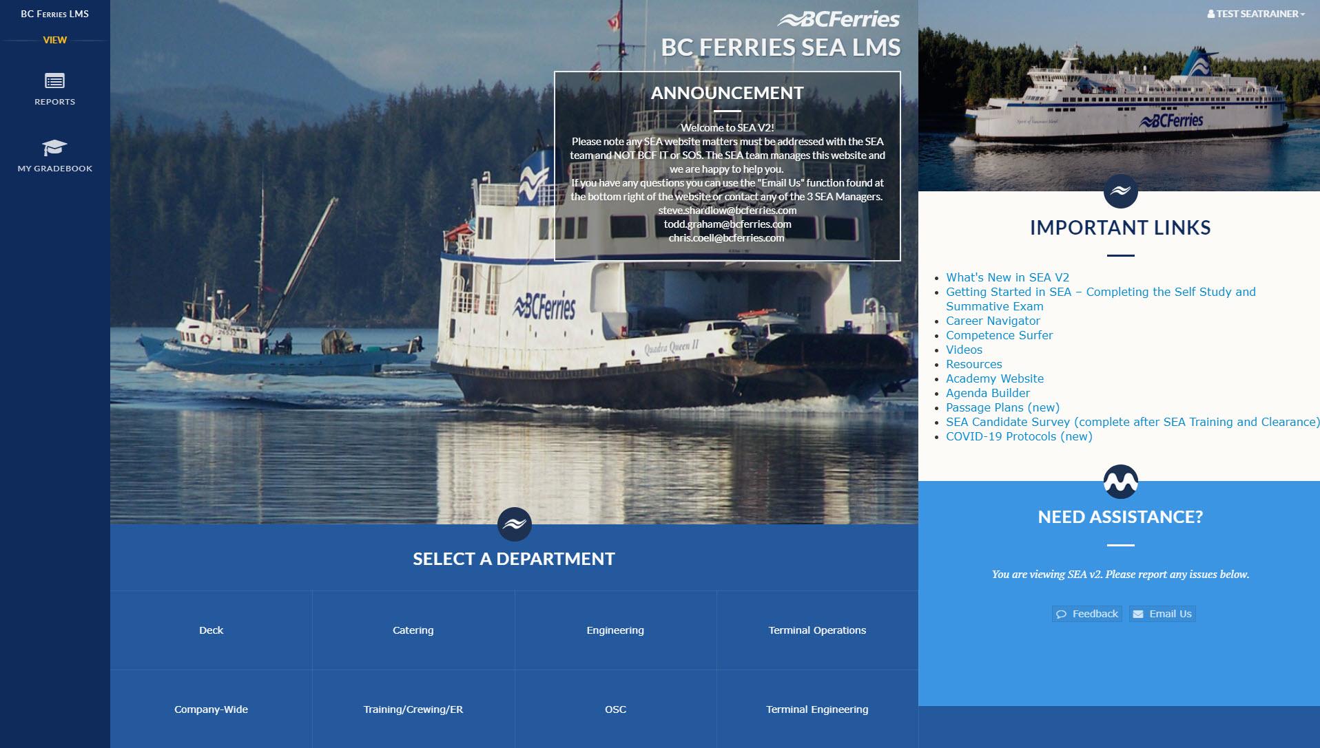 SEA-Homepage-Minor-Vessel